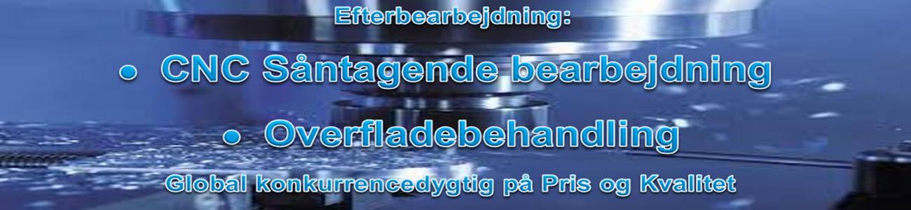 CNC Bearbejdning